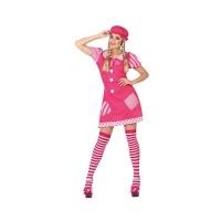 Костюм на кукла за жена. Карнавален костюм за Жена, Размер: M/L