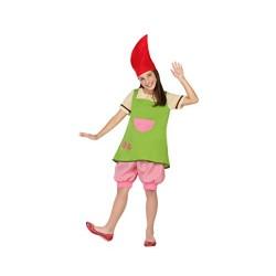 Весел костюм за момиче. Карнавален костюм за Момиче, Възраст: 4 години