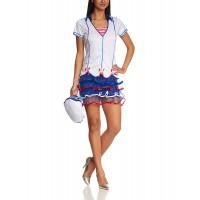 Костюм на моряк за жена. Карнавален костюм за Жена, Размер: XS/S