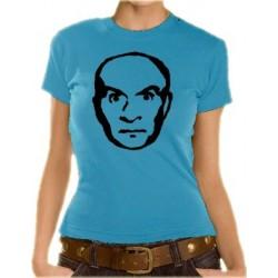 Дамска тениска с лика на Луи дьо Финес