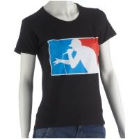 Дамска тениска с лого Музикален конкурс