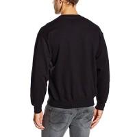 Мъжка блуза с дълъг ръкав и надпис Iron Maiden