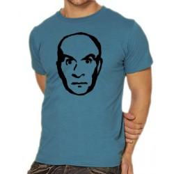 Мъжка тениска с лика на Луи дьо Финес