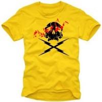Мъжка тениска с лого на Каскадьора Майк