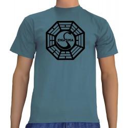 Мъжка тениска с логото на Дарма