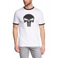 Мъжка тениска с логото на Наказателя