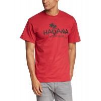 Мъжка тениска с надпис Havana - Bitch Club