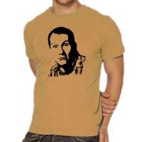 ToucМъжка тениска с лика на Ал Бъндиhlines  T-Shirt