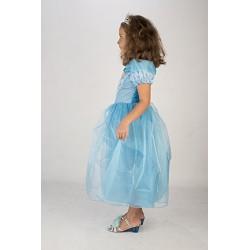 Рокля на принцеса. Карнавален костюм за Момиче, Възраст: 5-7 години